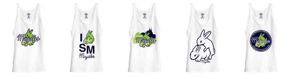 studentsky majales tshirt merchandise visual style yvans