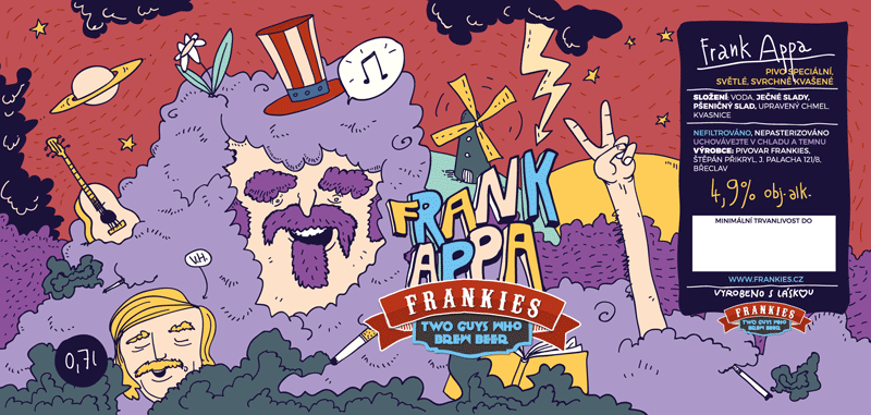 Frankies Beer Frank Appa